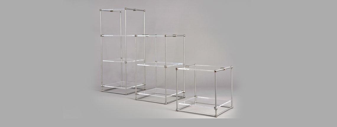 Espositori plexiglass